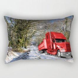 Holidays are coming  Rectangular Pillow