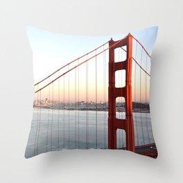 GOLDEN GATE BRIDGE - 1 Throw Pillow