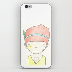 WHEN I LOST EVERYTHING iPhone & iPod Skin
