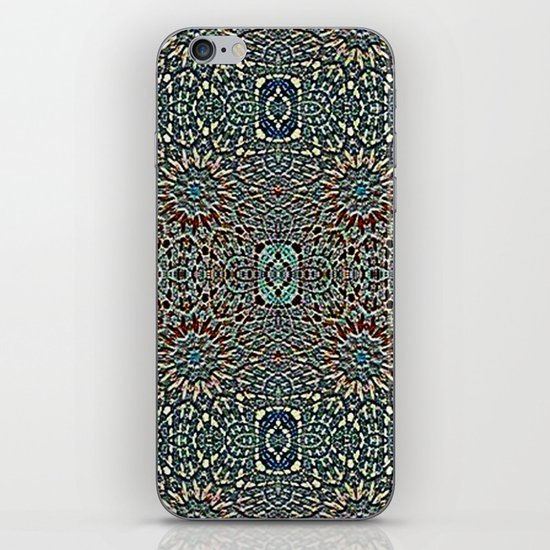 Egyptian Garden iPhone & iPod Skin