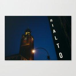 Rialto Canvas Print