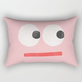 Face Rectangular Pillow