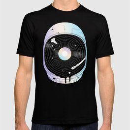 In the Presence of a Deafening Silence T-shirt