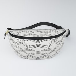 Cleo - boho diamond Fanny Pack
