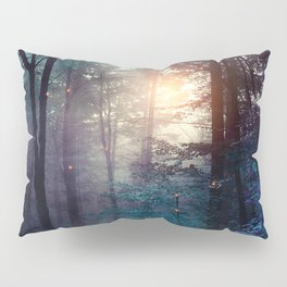 A walk in the forest Pillow Sham