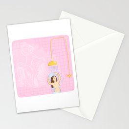 After Session Shower Stationery Cards