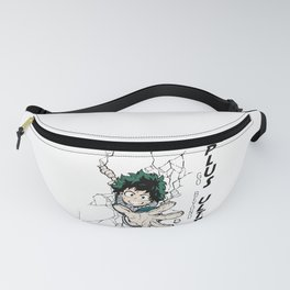 Go Beyond! Plus Ultra! Fanny Pack