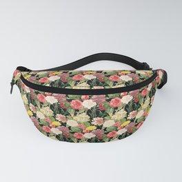 Vintage Floral Pattern | No. 1A Fanny Pack
