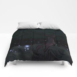 Violet Forest Comforters