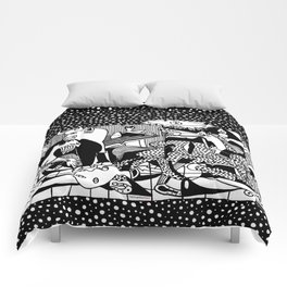 Picasso - Guernica Comforters