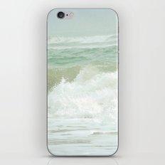 Sea Green iPhone & iPod Skin