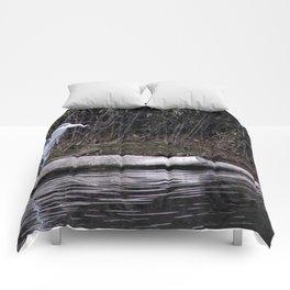 Hangin' Around Comforters