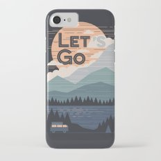Let's Go Slim Case iPhone 7