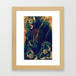 Rusalka Framed Art Print