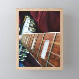 Banjo Jammin' Framed Mini Art Print