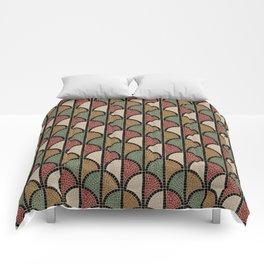 Mosaic - Roman (Pompeii) Comforters