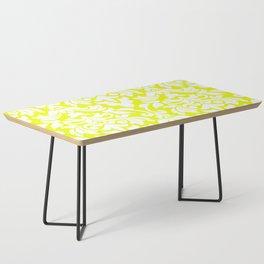 Lemon Fancy Coffee Table