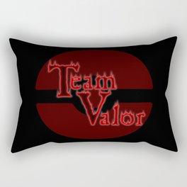 Team Valor Rectangular Pillow