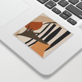 Abstract Art2 Sticker