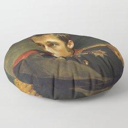 Brad Pitt - replaceface Floor Pillow