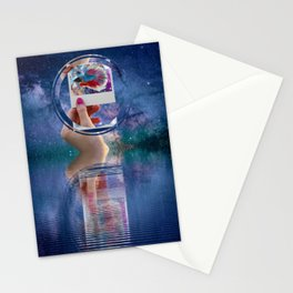 Siamese Fighting Fish by GEN Z Stationery Cards