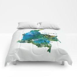 Colombia Comforters