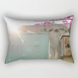 Doorways - Cunda Island Rectangular Pillow