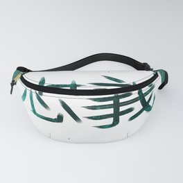 Eight virtues of Bushidō: 忠義 /Duty and Loyalty Fanny Pack