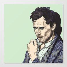 Tom Hiddleston Canvas Print