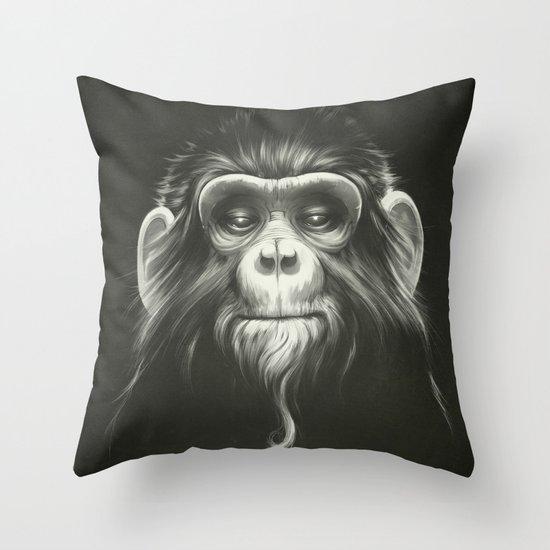Prisoner (Original) Throw Pillow