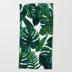 Perceptive Dream    #society6 #tropical #buyart Beach Towel