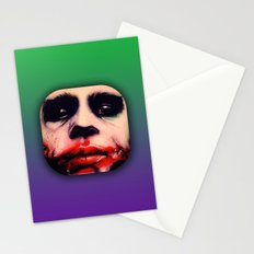 The Harlequin Of Hate  Stationery Cards