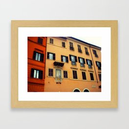 Windows  Framed Art Print