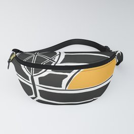 The Rise #3 Fanny Pack