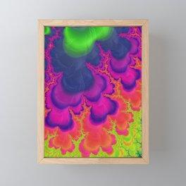 Trippy Framed Mini Art Print