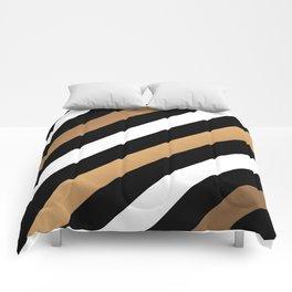 Stripes Pattern Comforters