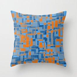 Zabuna v.2 Throw Pillow