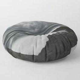 Storming Moonlight Floor Pillow