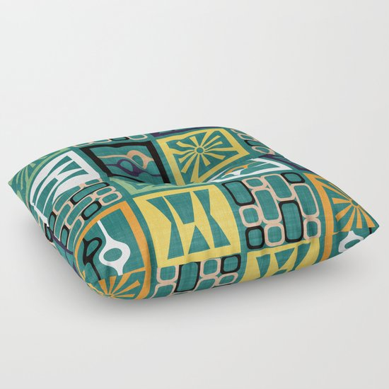 MCM Nice n Breezy Floor Pillow