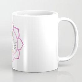 Cute little Buddha in a lotus flower Coffee Mug