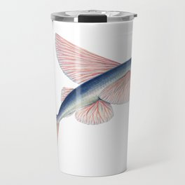 Flying Fish Travel Mug