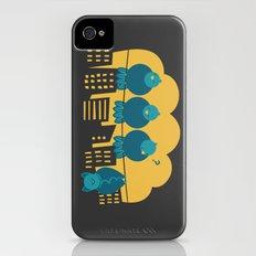 Three plus one iPhone (4, 4s) Slim Case