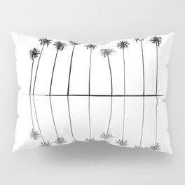 Palm Reflections II Pillow Sham