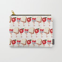 Lunch Ladies Pin-Ups Carry-All Pouch