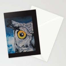 Edgar's Last Night Free Stationery Cards