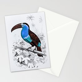 Tropical Exotic Fantasy Bird Stationery Cards