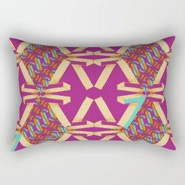 Number 7 - V2 Rectangular Pillow