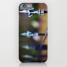 St. Louis Fleur de Lis Fence Slim Case iPhone 6s