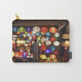 Colored lanterns Carry-All Pouch