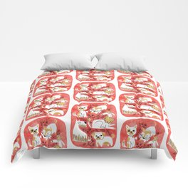 Year of the Dog Comforters